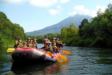 Kids Rafting Tour