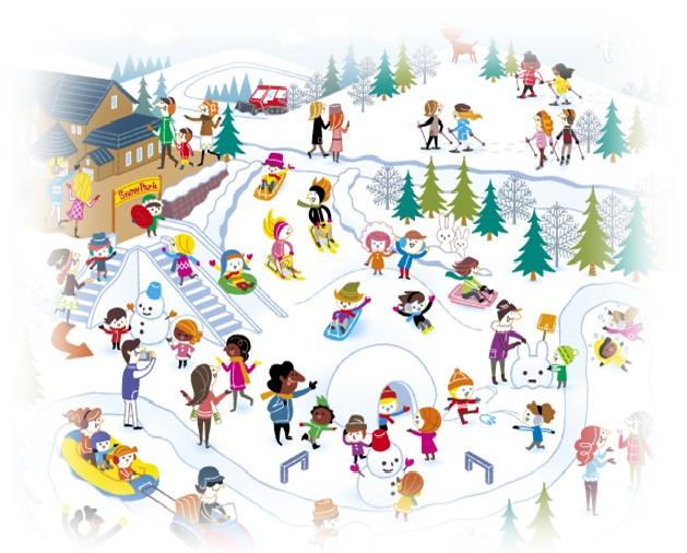 fun activities things to do in the winter kiroro ski resort