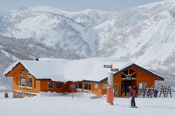 喜樂樂滑雪場美食介紹